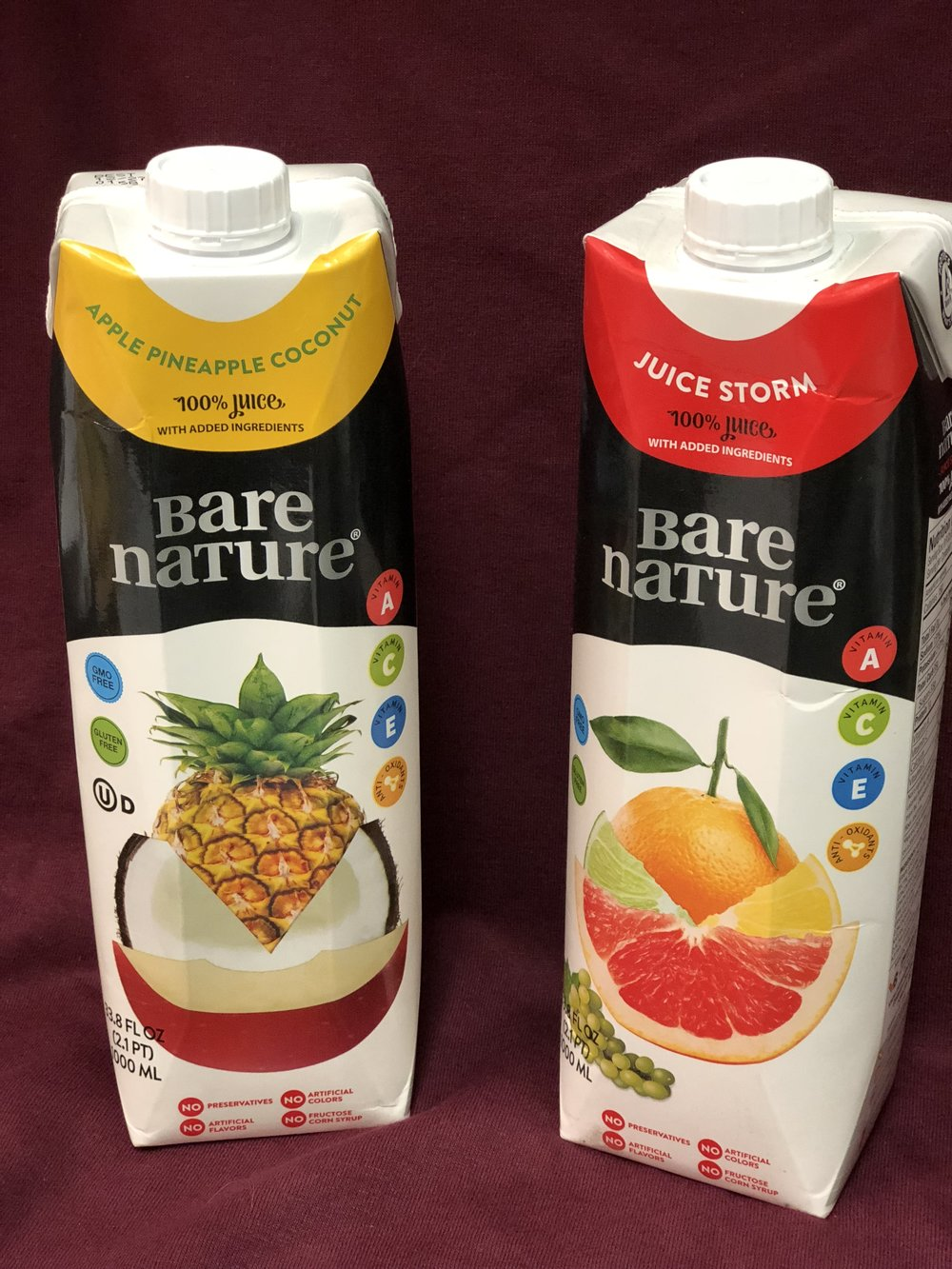 Bare Nature Juices