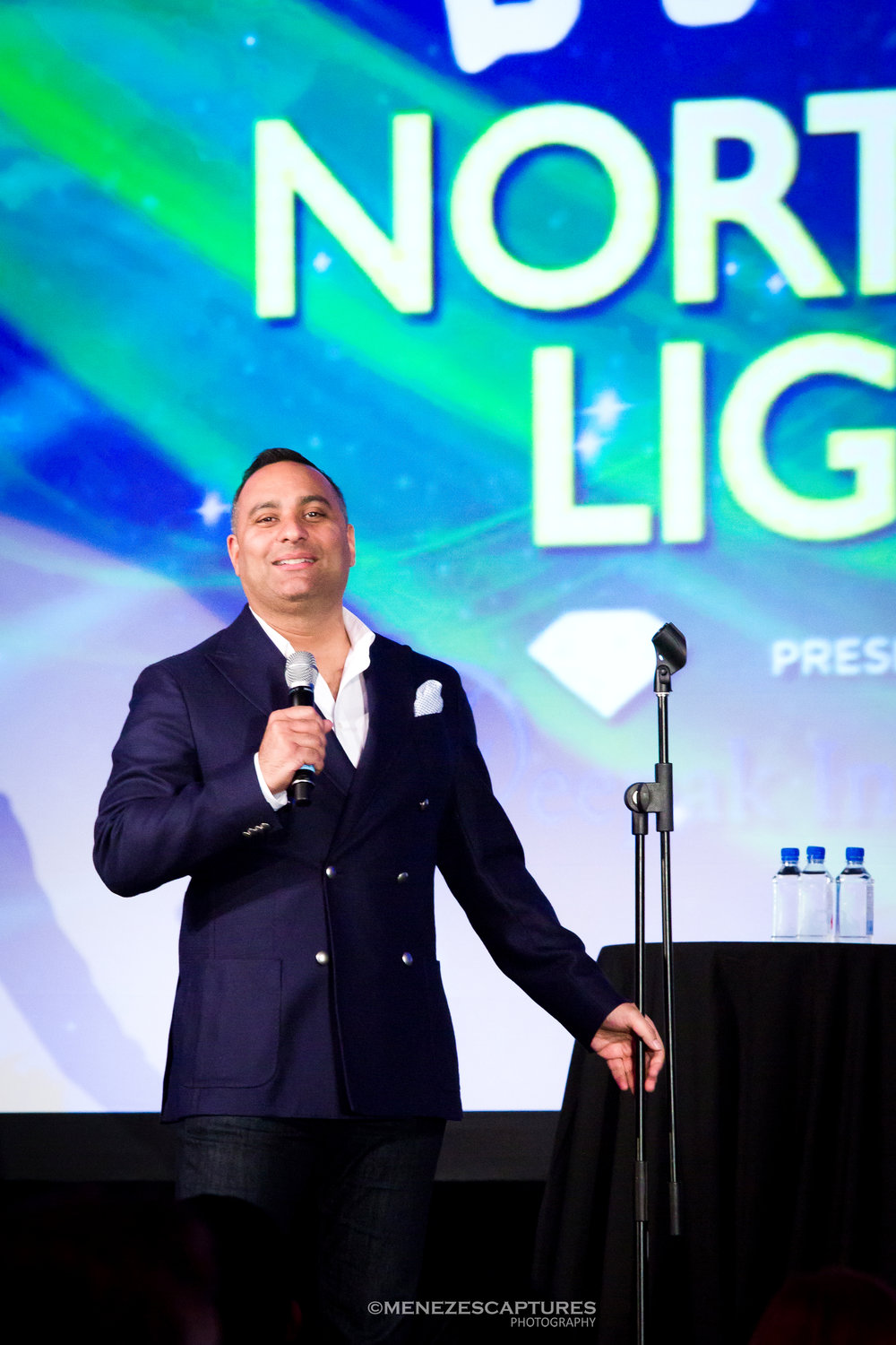 Russel Peters performs for Trillium Health Partners (2016)