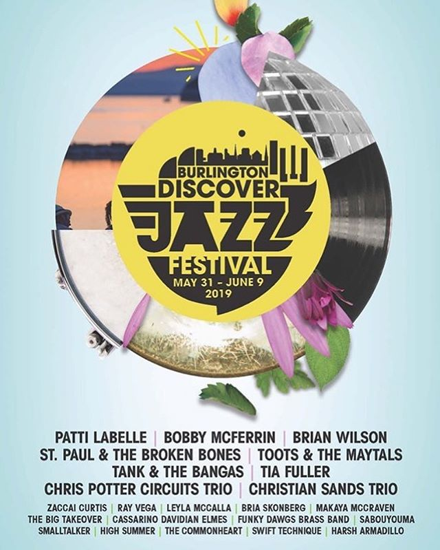 Hooooo boy look at this lineup! Can't wait to hit it and/or possibly quit it at @discoverjazzfestival with this slew of amazing crews! Check us out at the waterfront stage on Thursday June 6th with @tankandthebangas and @stpaulandthebrokenbones! It will be a good time. Also hiiiiiiiii @harsharmadillo 👋 we see you over there on that there poster there 👀