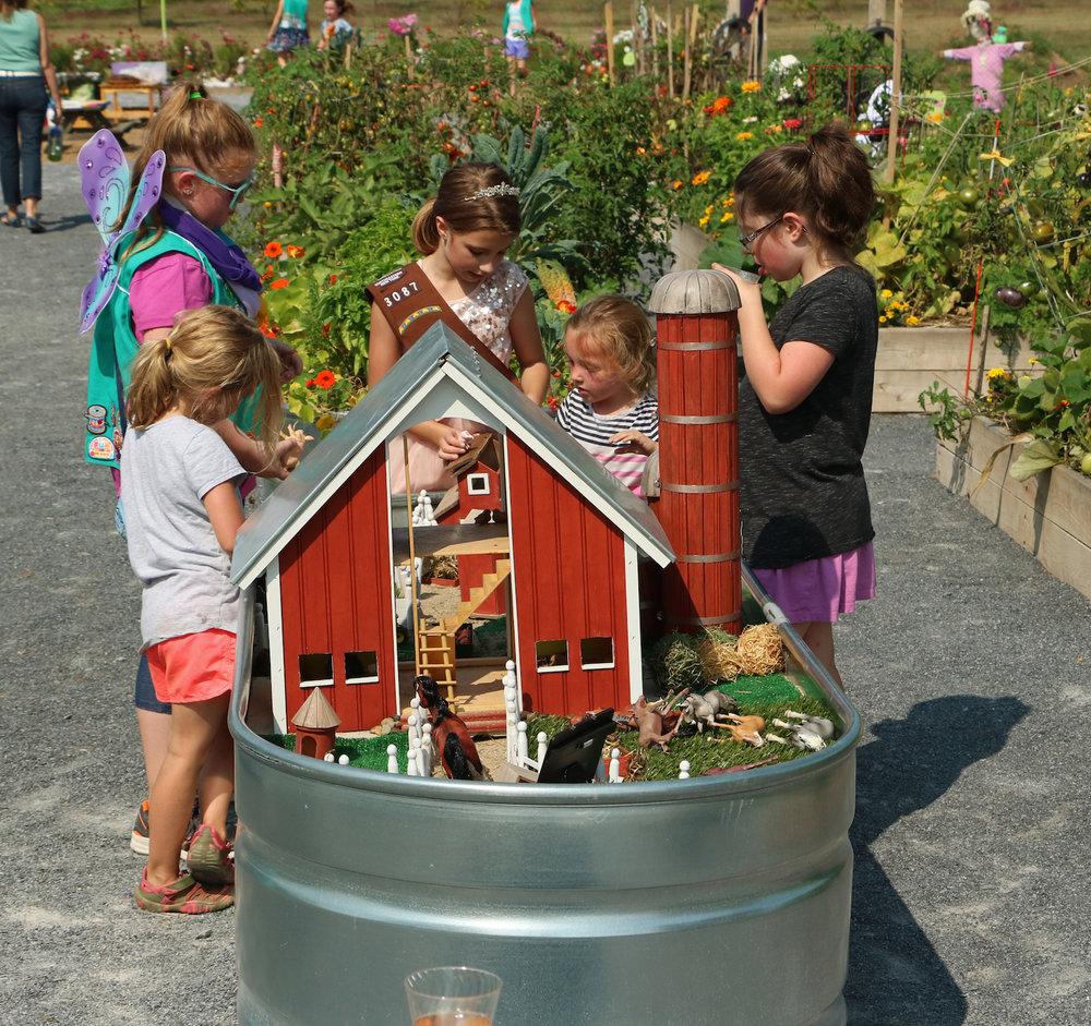 Art Exhibit - Model of Farm.jpg