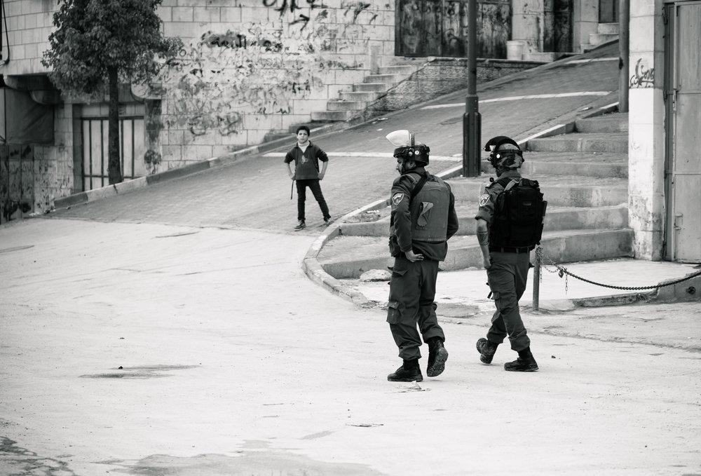 (photo :  Steve Pavey, 2016 - Hebron)