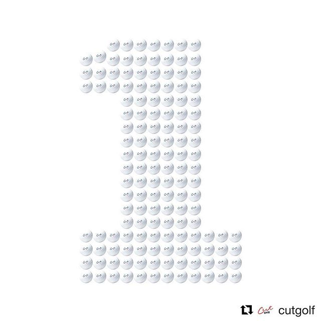 #Repost @cutgolf ♥️ ・・・ We are so grateful for everyone's support as we achieved our first anniversary yesterday! We were too busy celebrating and packing orders so here's our #latergram post! Here's to many more years of bringing the Best Damn Golf Balls Under 20 Bucks to the people! • • • #cutgolf #anniversary #family