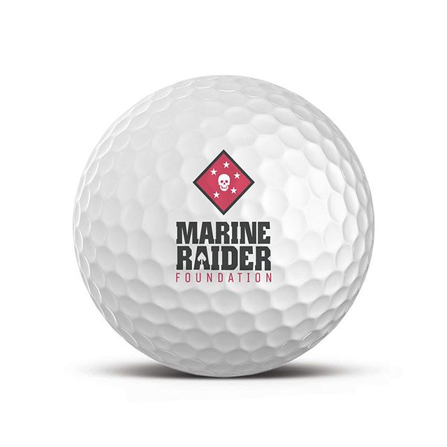 Cut Golf proudly supports The Marine Raider Foundation which supports the Marine Special Forces community. Join us at the 1st Annual Raider Invasion Golf Tournament 6/21 at Pelican Hill or simply purchase a dozen (or more) of these custom MRF balls to support this noble cause. All proceeds go directly to the foundation. See link in bio to order balls or snag one of the remaining foursomes. @marineraidergolf #marineraiders #cutgolf