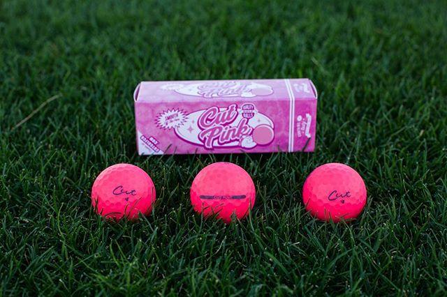 Matte Pink... You're my only friend. Sorry Abba Zabba. 📷 @jrojasmedia • • • #cutgolf #dank #golf #sexy
