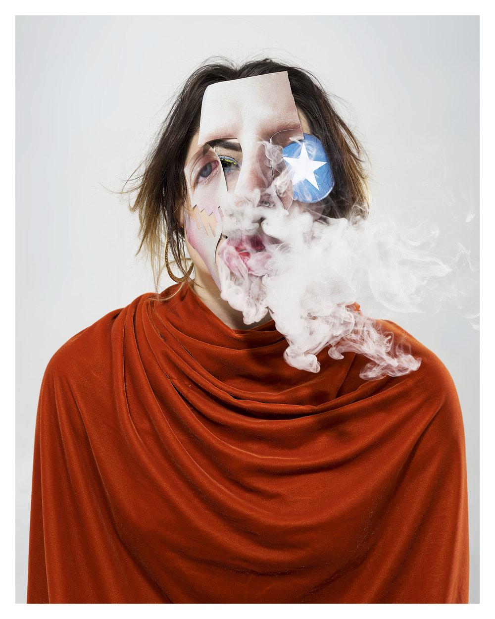 United States of 'I', 28x35 archival pigment print