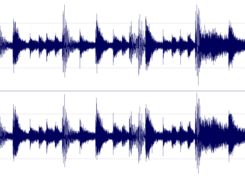 Amen Waveform