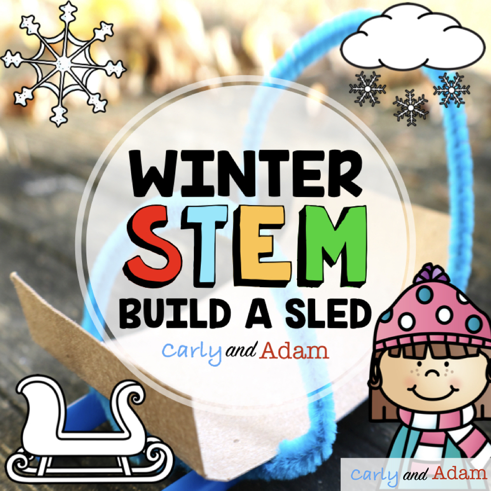 Build a Sled STEM Challenge