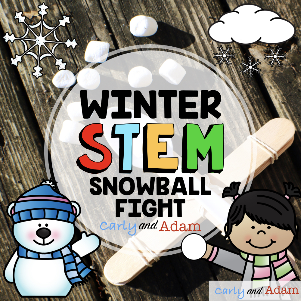 Snowball Fight STEM Challenge