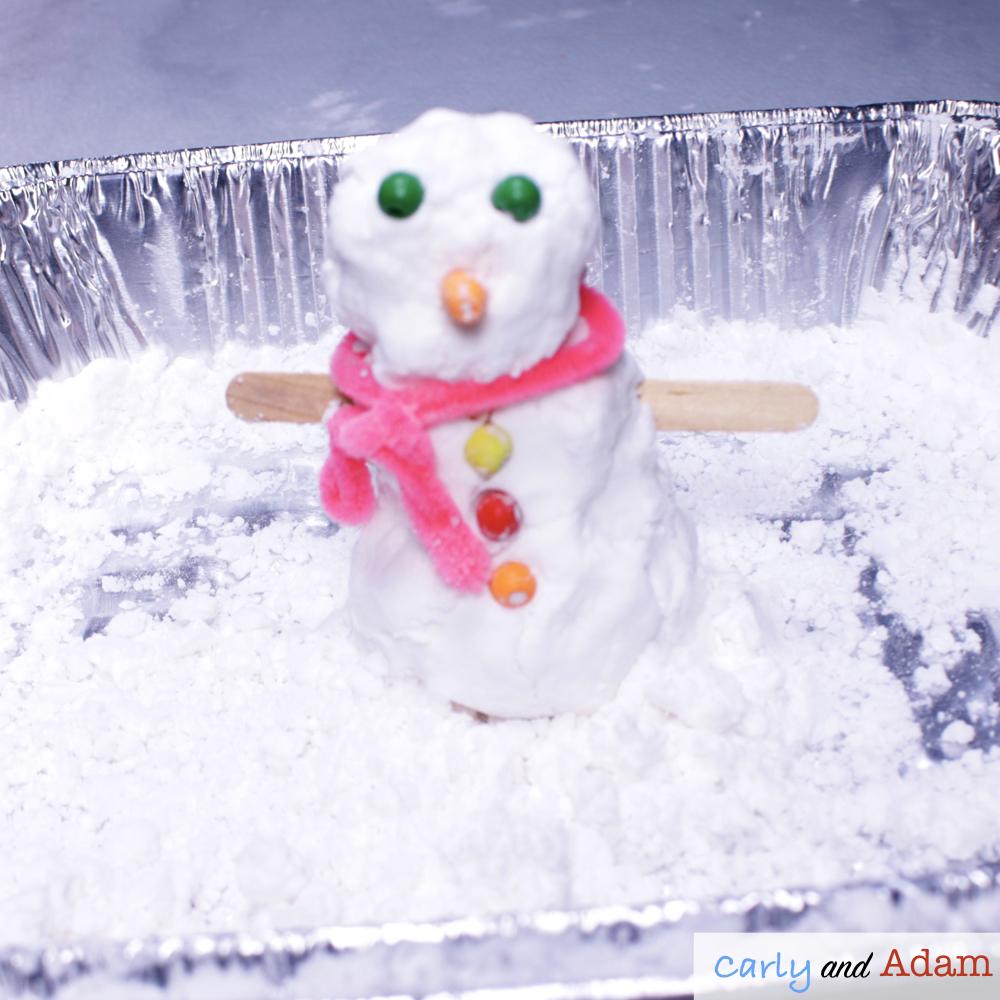 The Tallest Snowman Ever Build a Snowman STEM Challenge