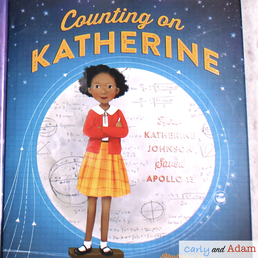 Hidden Figures STEM Counting on Katherine