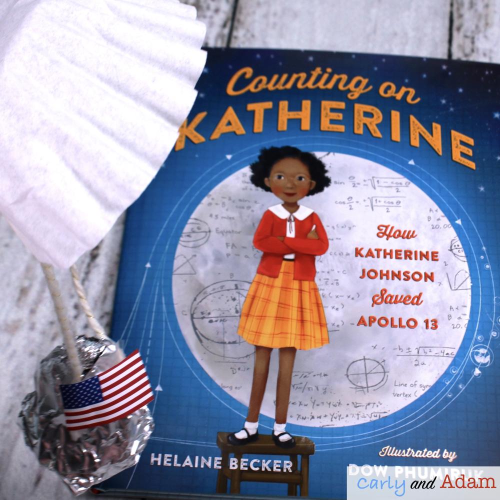 Katherine Johnson Build a Space Capsule STEM Challenge