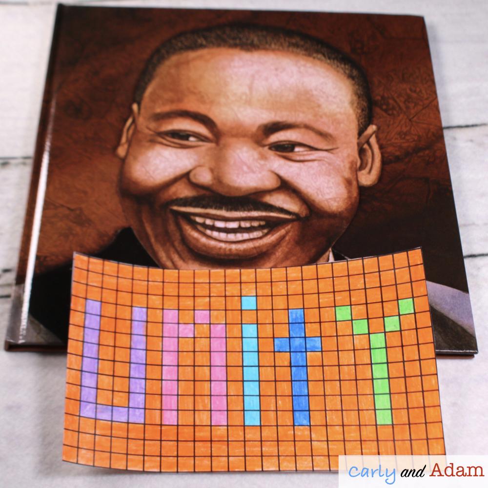 Martin's Big Words STEAM Challenge