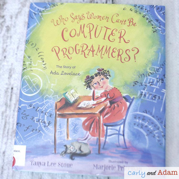 Ada Lovelace Coding STEM Challenge