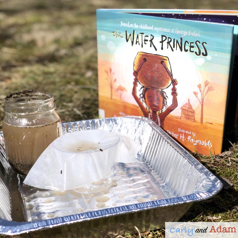 The Water Princess (Water Filter STEM)