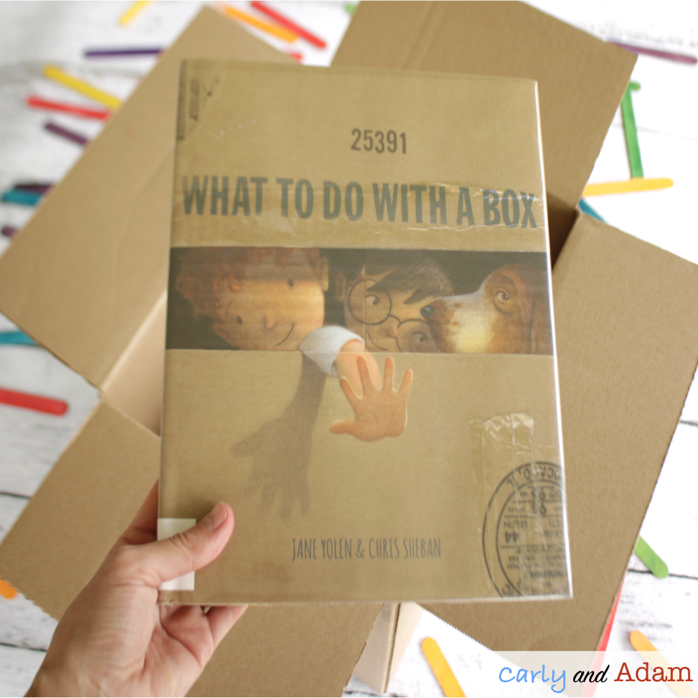 What to Do With a Box STEM Challenge