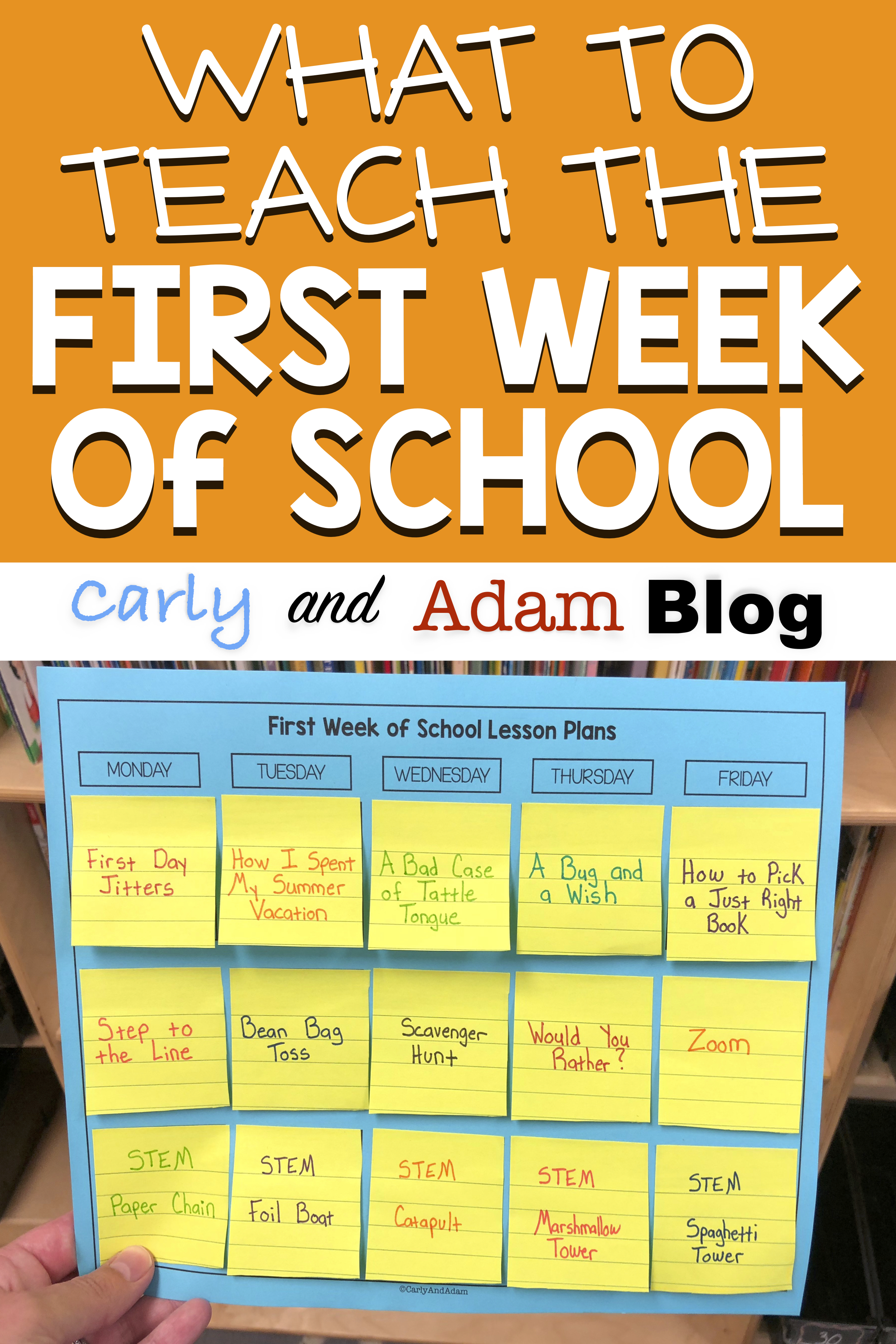 A Teachers Case Against Summer Vacation >> Carly And Adam Elementary Stem Teachers Blog Carly And Adam