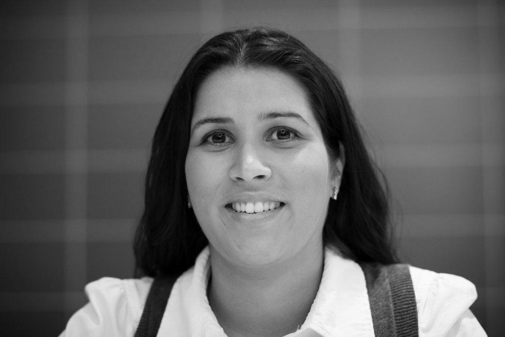 Nina Santamaria Bio pending