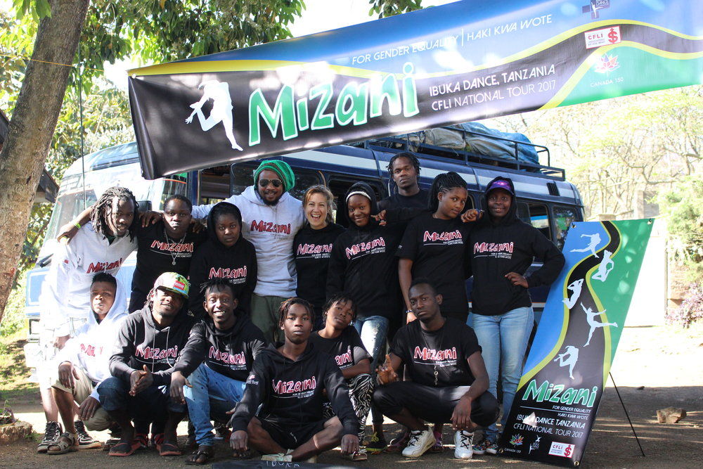MIZANI MEANS          BALANCE -  Dance piece for Gender Equality,  coming on tour to Singida, Dodoma, Dar es Salaam and Arusha!