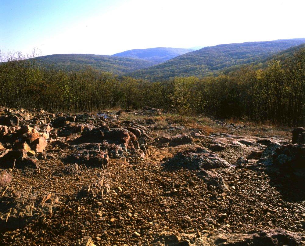 Rocky Glades at Taum Sauk Mountain