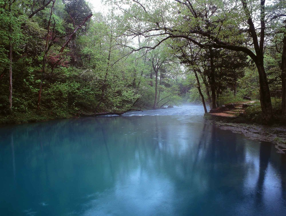 Blue Spring on the Current River