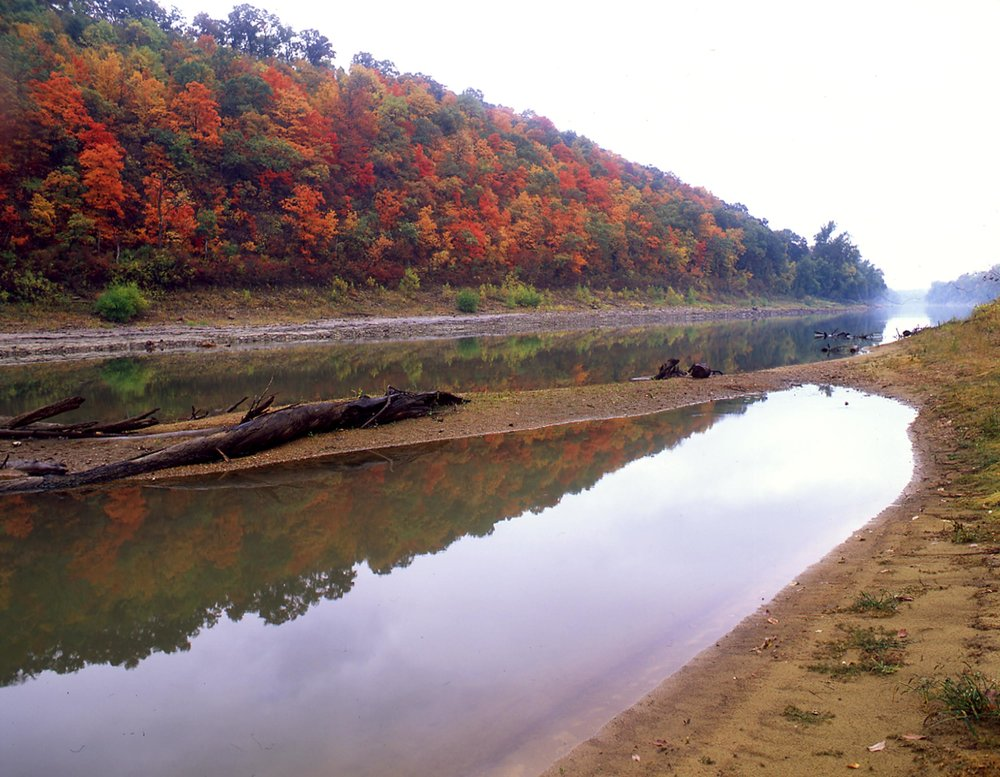 Fall on the Lower Meramec