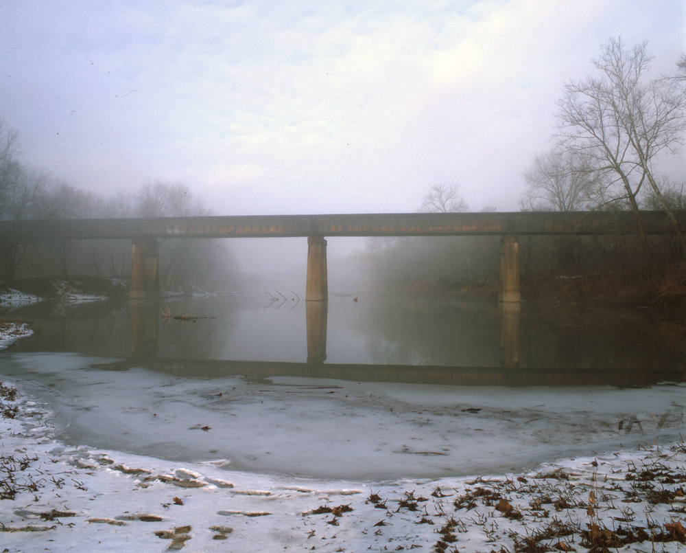 Train Bridge over the Meramec