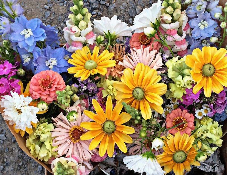 2018 Summer Bouquet Share- Flowersmith Farm