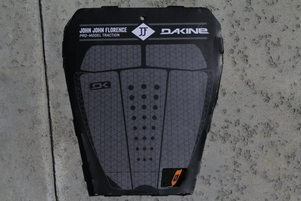 Eco packaging hides the content of this pad when its on the surf shop racks.