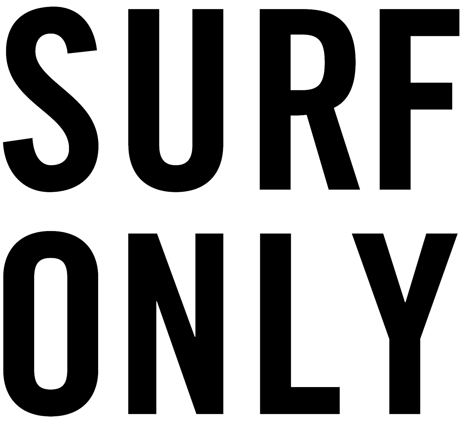Surf Only