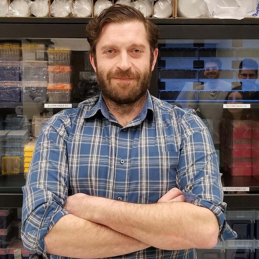 Nicholas Pizzi, M.S. - Rotation Student (2018)
