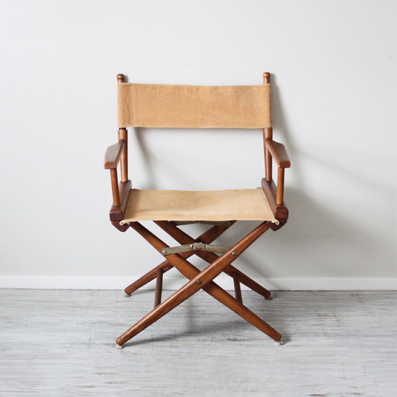 Dear Director — Oh, It Feels Like Spring - Antique Directors Chair Antique  Furniture - - Antique Directors Chair Antique Furniture