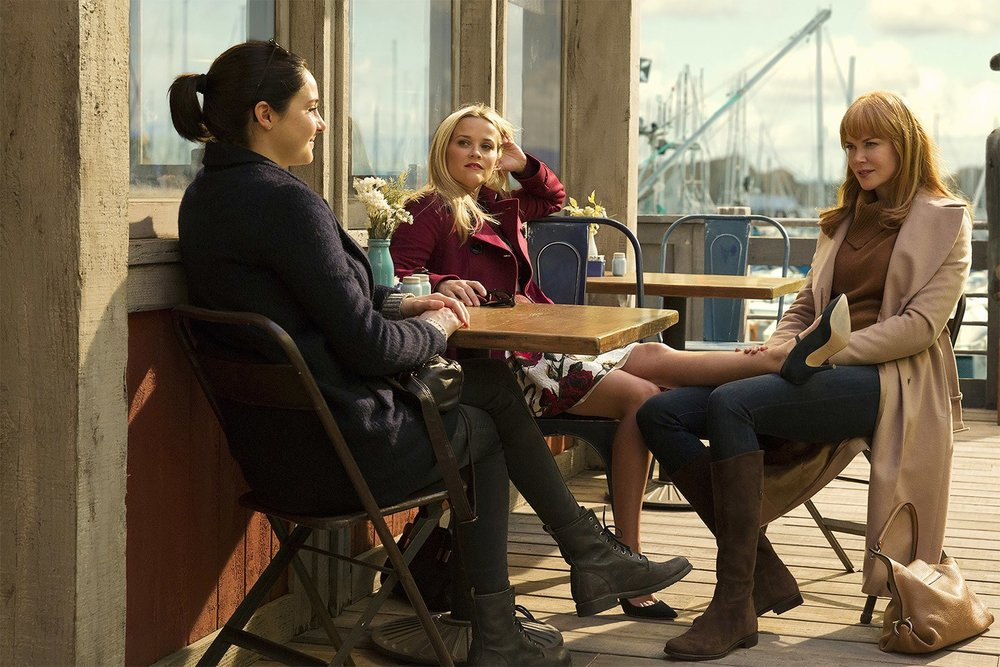 Big Little Lies  by Jean-Marc Vallée - Costume Designer Alice Friedberg