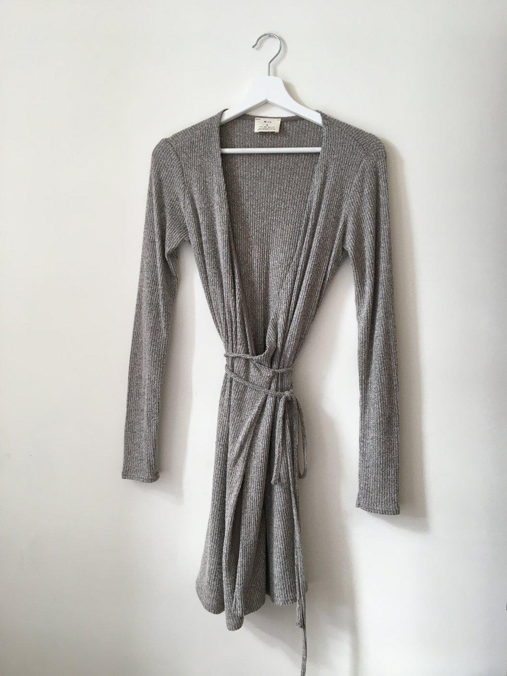 Wrap dress U.O 2017
