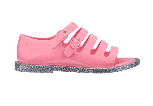 Melissa - broadway pink $85