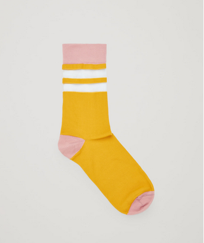 COS - sheer socks - $9
