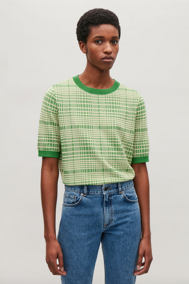 COS - knit top - $99