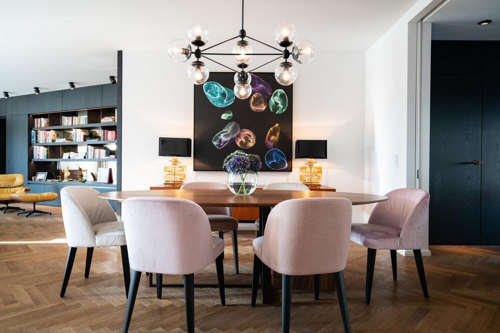 CITY APARTMENT SEBASTIAN ZENKER INTERIOR New Interior Design For Rental Apartments