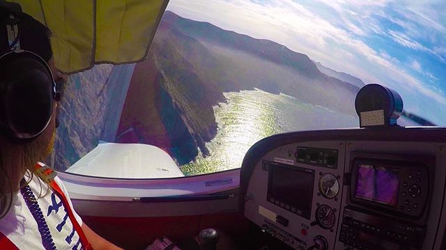 Shark Cove #CatalinaIsland #pilot #flying #aviation #airplane