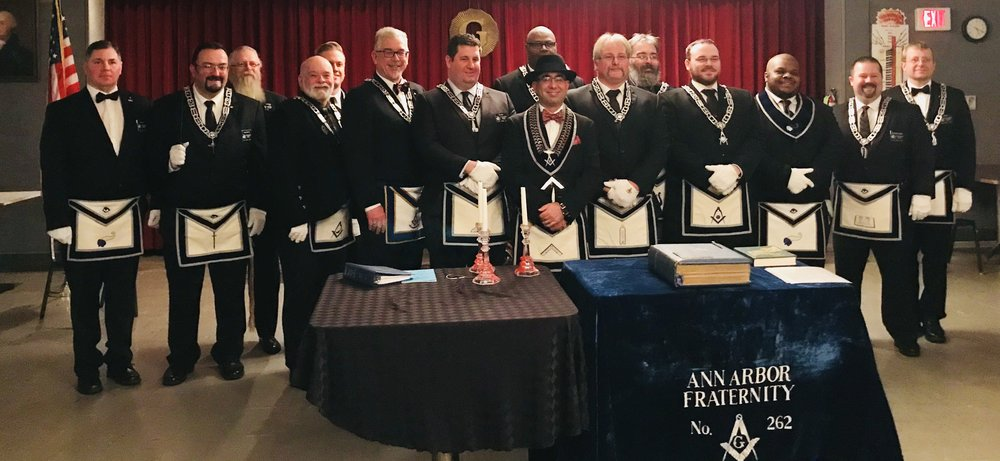 2018 Officers