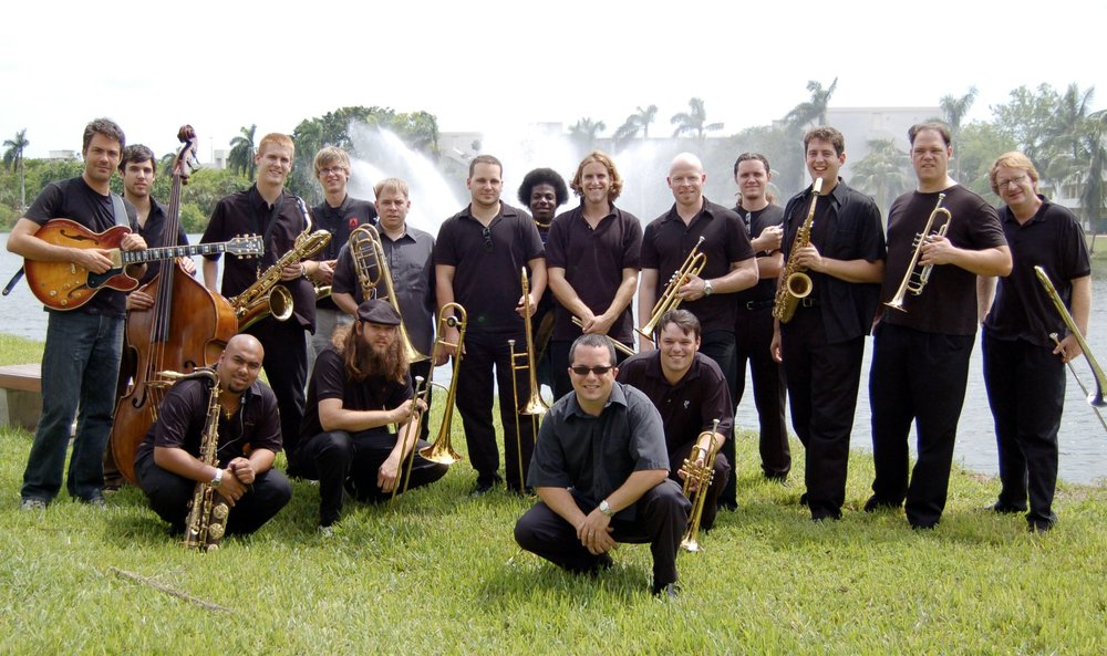 University of Miami Concert Jazz Band 2005