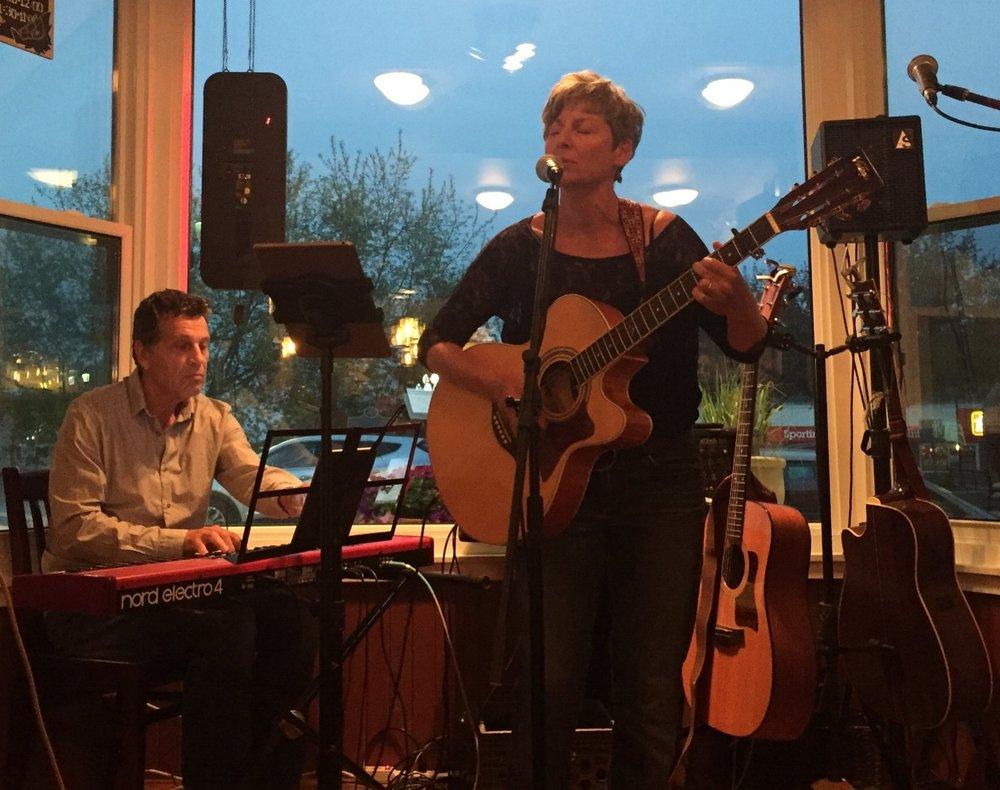 Jam Night - Kim and Mike Racioppa.JPG