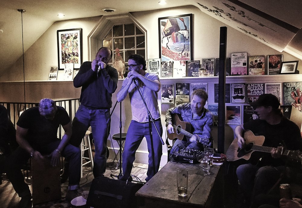 Bruce Wine Bar | Open Mic Night