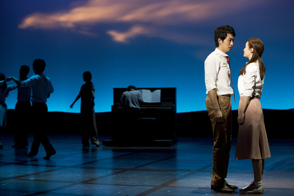 2012 production at Blue Square Theater, Seoul, dir. Adrian Osmond.