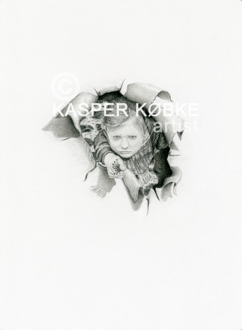 Limited Edition: Den Lille Pige Med Svovlstikkerne