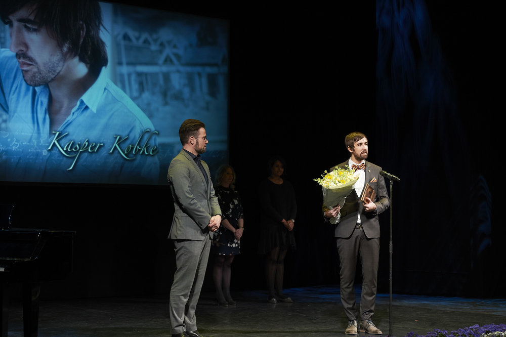 Acceptance Speech for the Hans Christian Andersen Award 2017