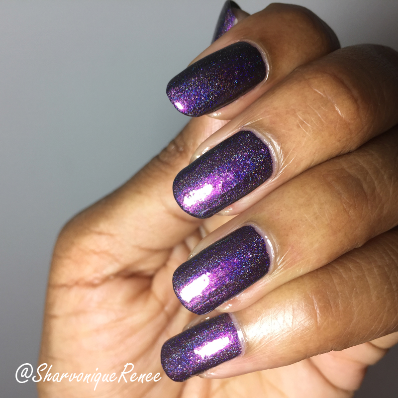 Enchanted Polish Prism of Darkness