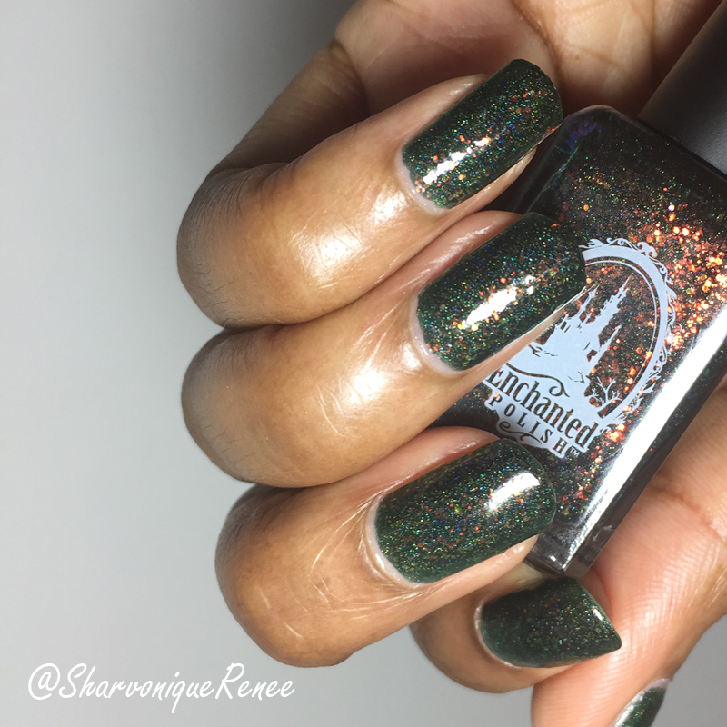 Enchanted Polish Pre-Lit Opal Tree