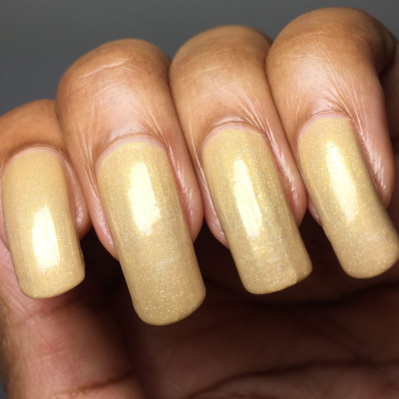 Quixotic Polish Pot O' Gold