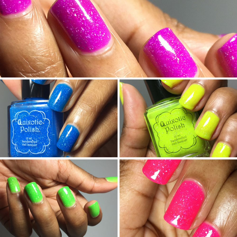 Quixotic Polish Miami Summer Nights Collection