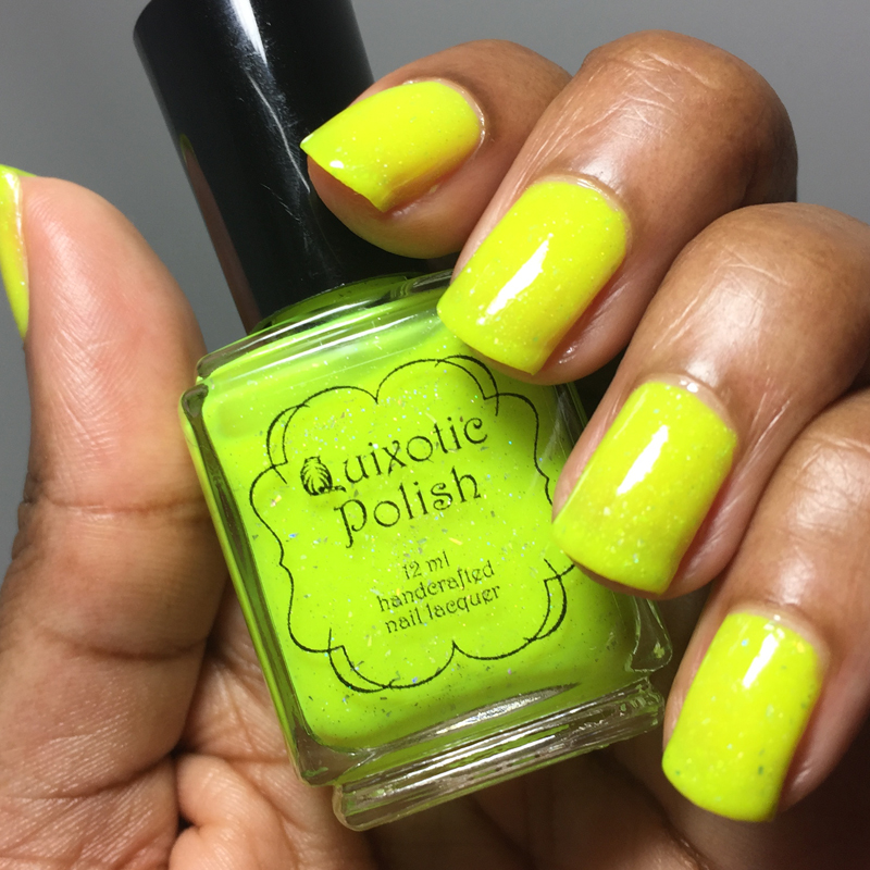 Quixotic Polish Miami Vibes